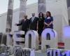 Develan monumento de la Escuela Preparatoria de Jalisco