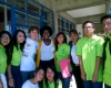 100 jóvenes de 15 países visitan la Preparatoria 16 de la UdeG