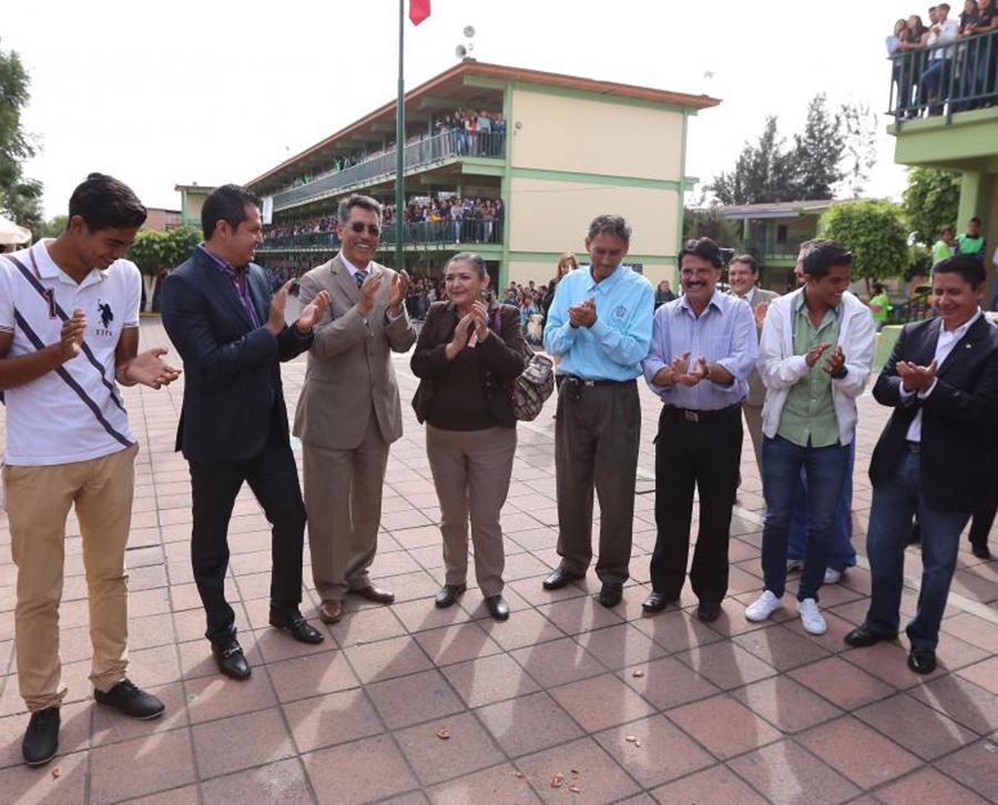 25 años de educación media superior al Oriente de Guadalajara