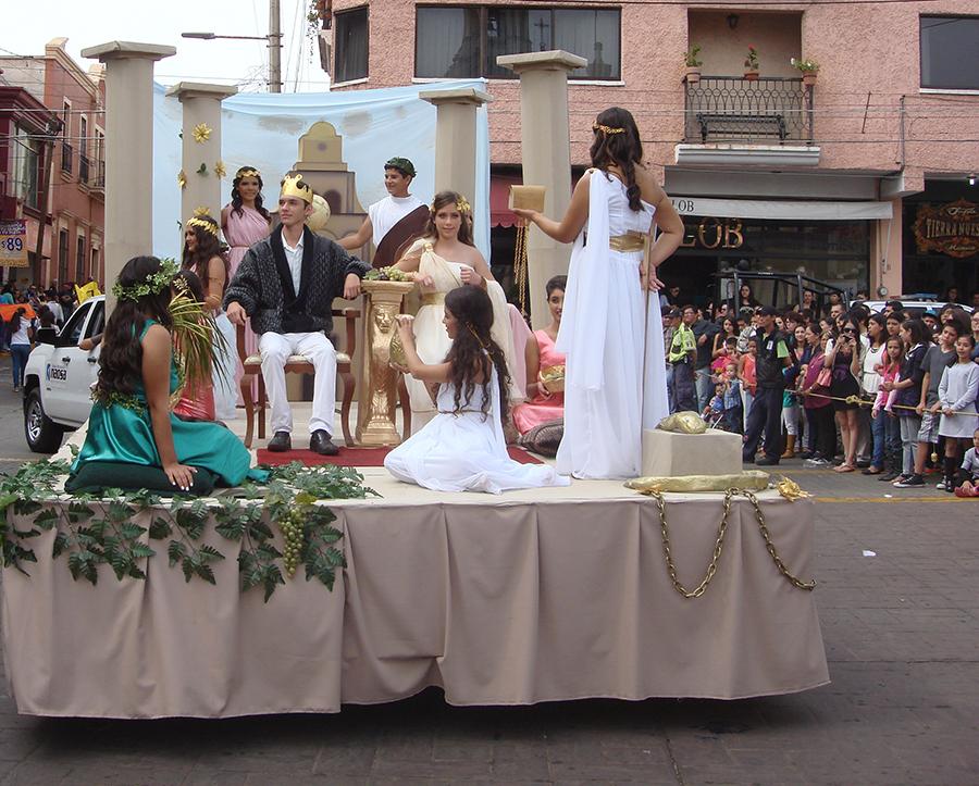 Culmina Juglarías 2014